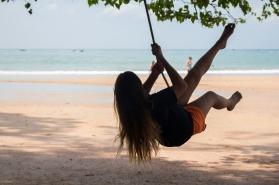 Krabi Beach.