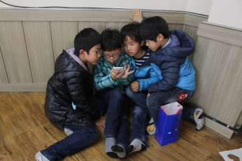 Korean Orphanage